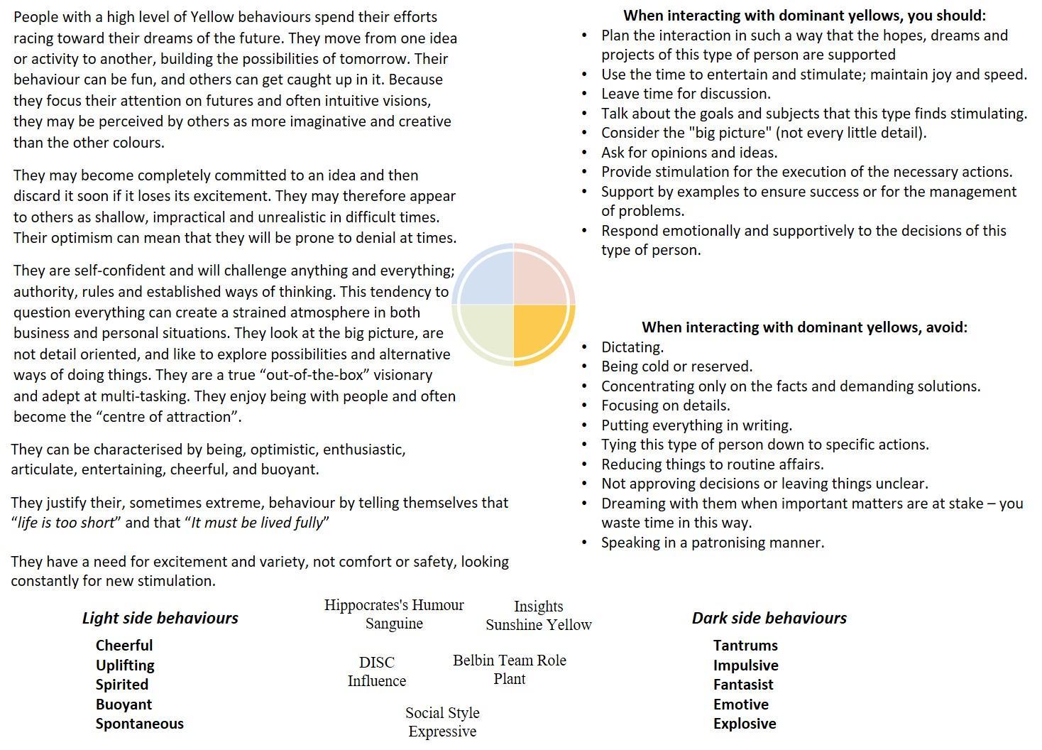 Monochrome Leadership 2