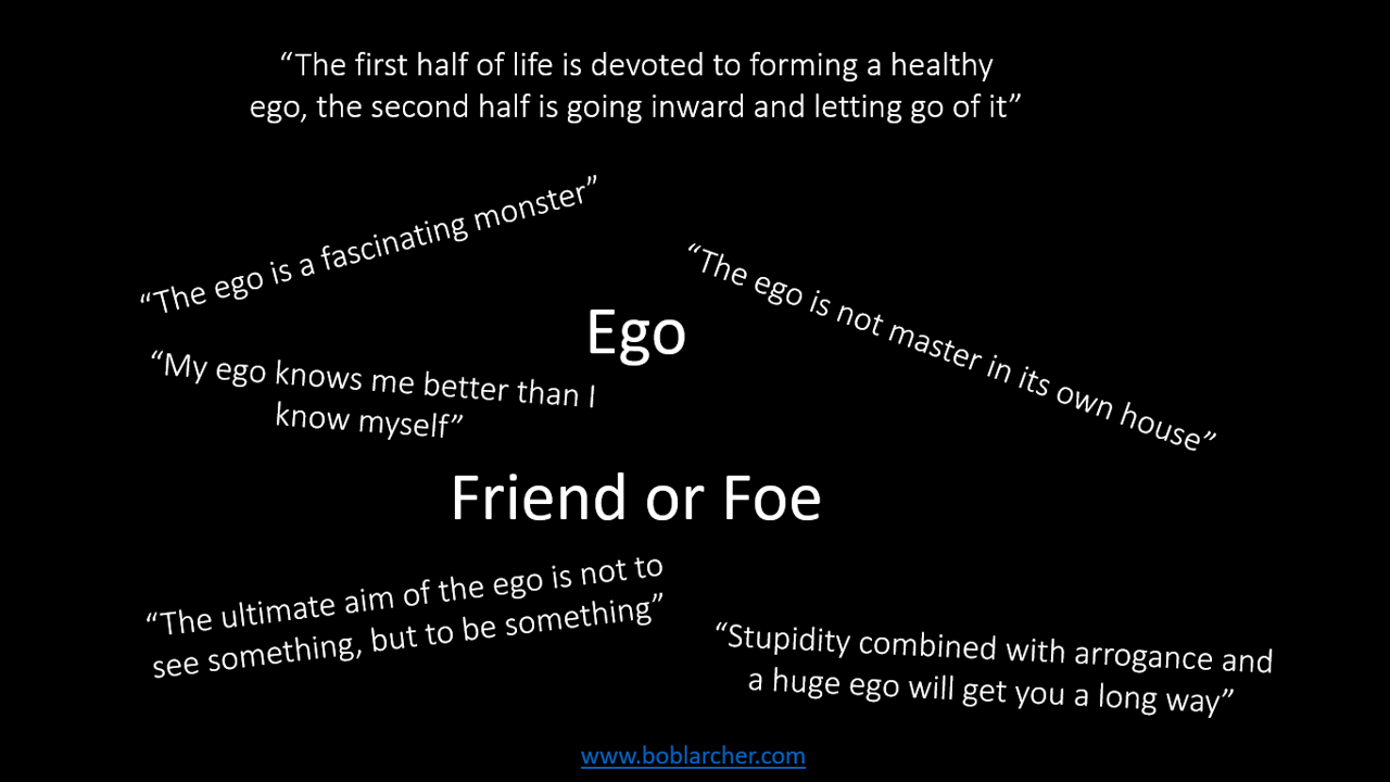 Ego & leadership