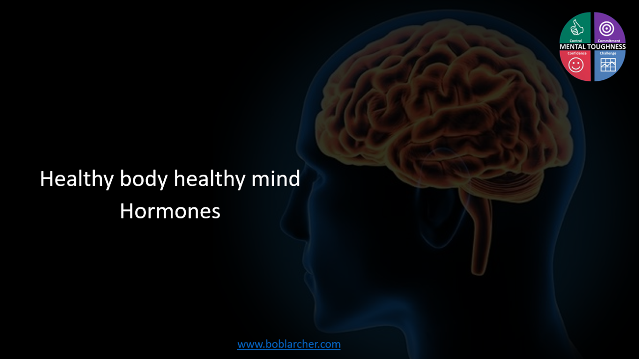 Healthy body healthy mind – Part 4 Hormones