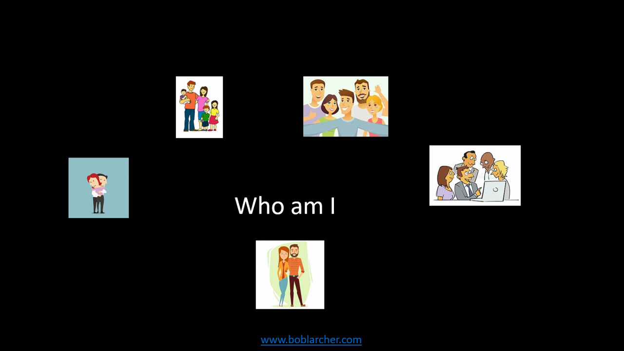 Become who you are are