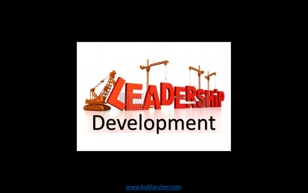 Leadership development programmes that make a real difference