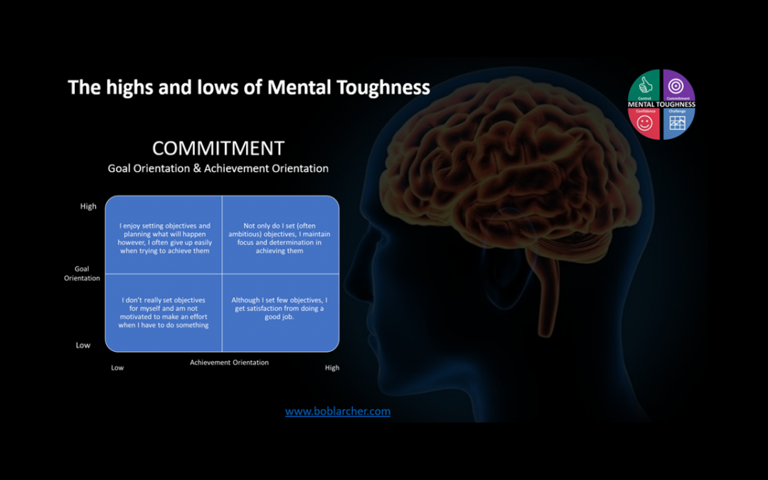 Highs & lows of Mental Toughness – Commitment