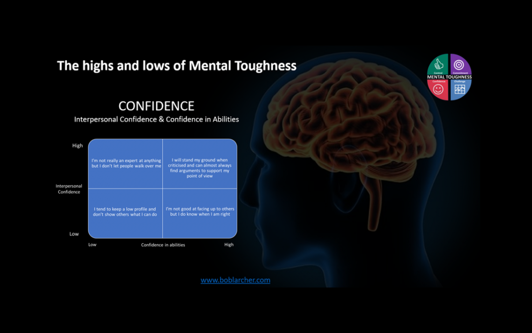 Highs & lows of Mental Toughness – Confidence