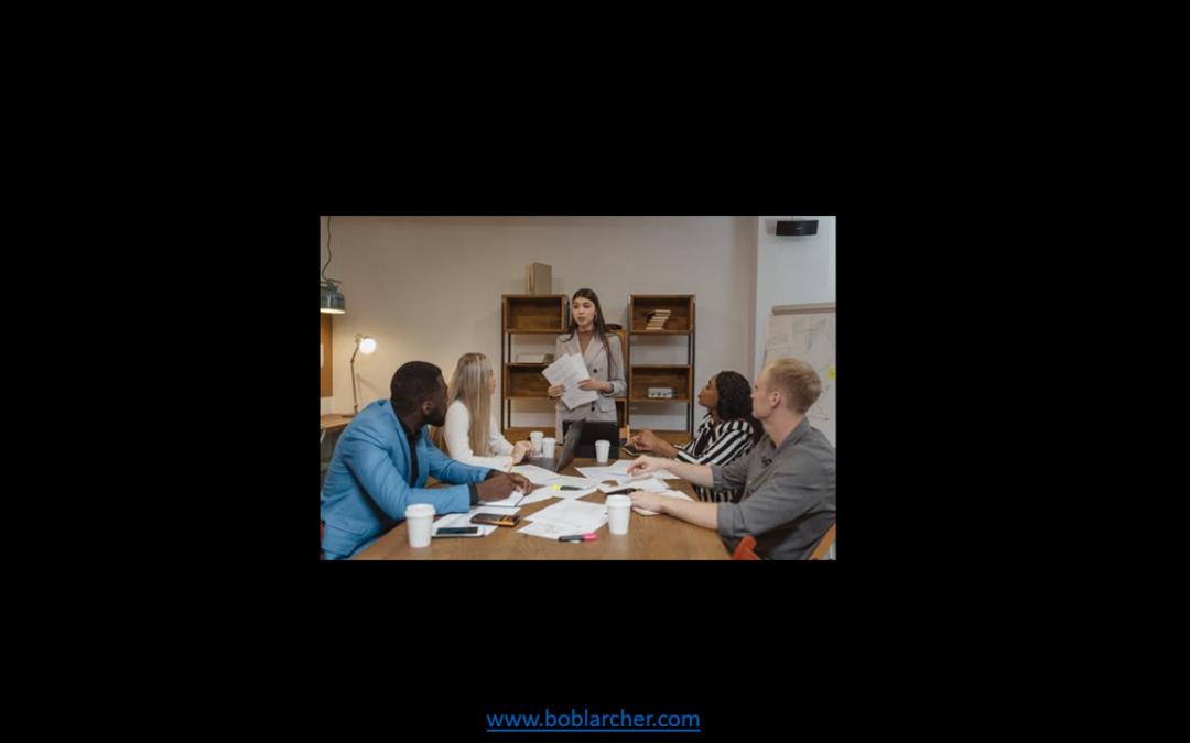 From diatribe to dialogue – Part 3 Attitude – listening – responding